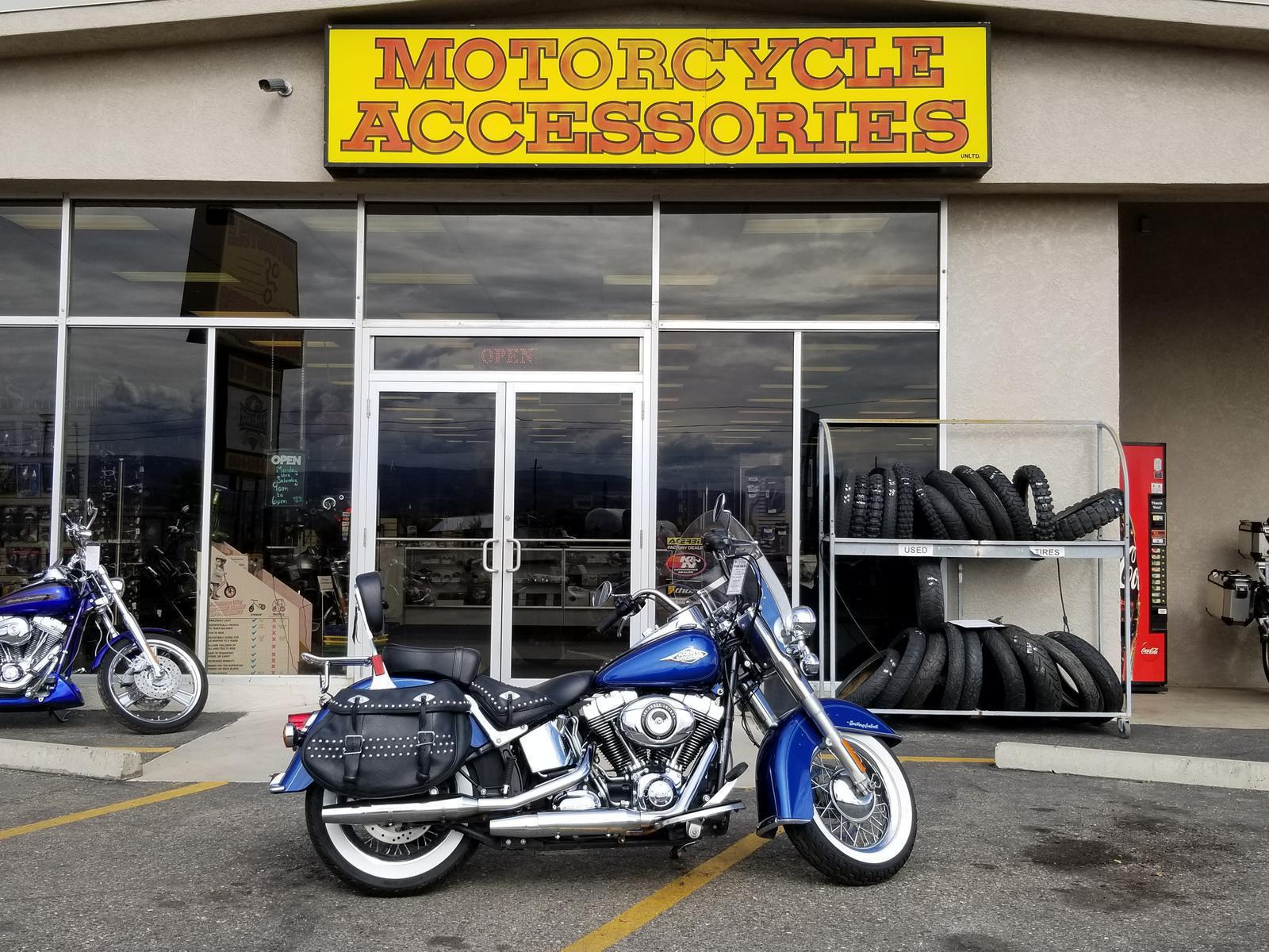 2015 Harley Davidson Heritage Softail For Sale In Grand Junction Co Motorcycle Accessories 970 242 9495