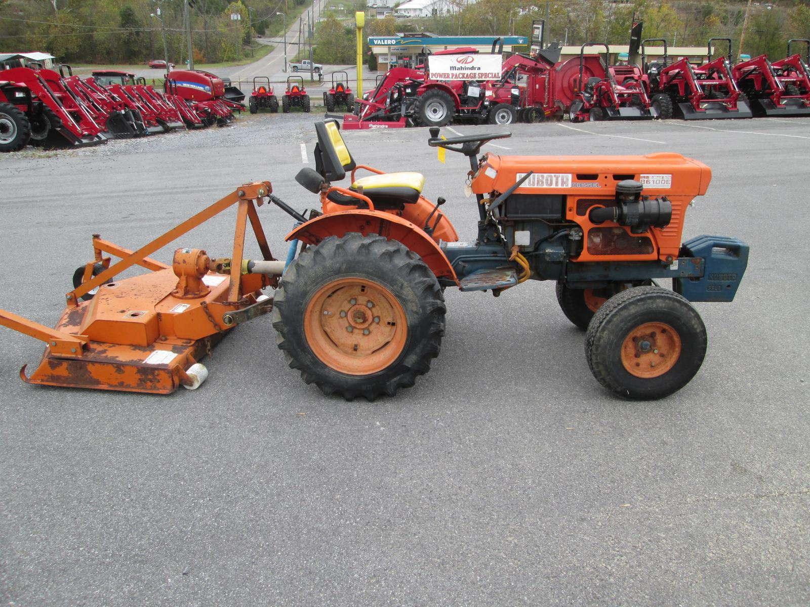 Kubota tractors for sale in kentucky - Kubota B6100e For Sale In Kingsport Tn Cox Tractor Co Inc 423 288 2451