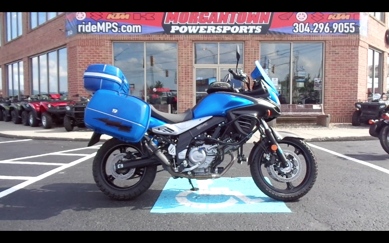 2015 Suzuki V Strom 650 Abs For Sale In Morgantown Wv Morgantown