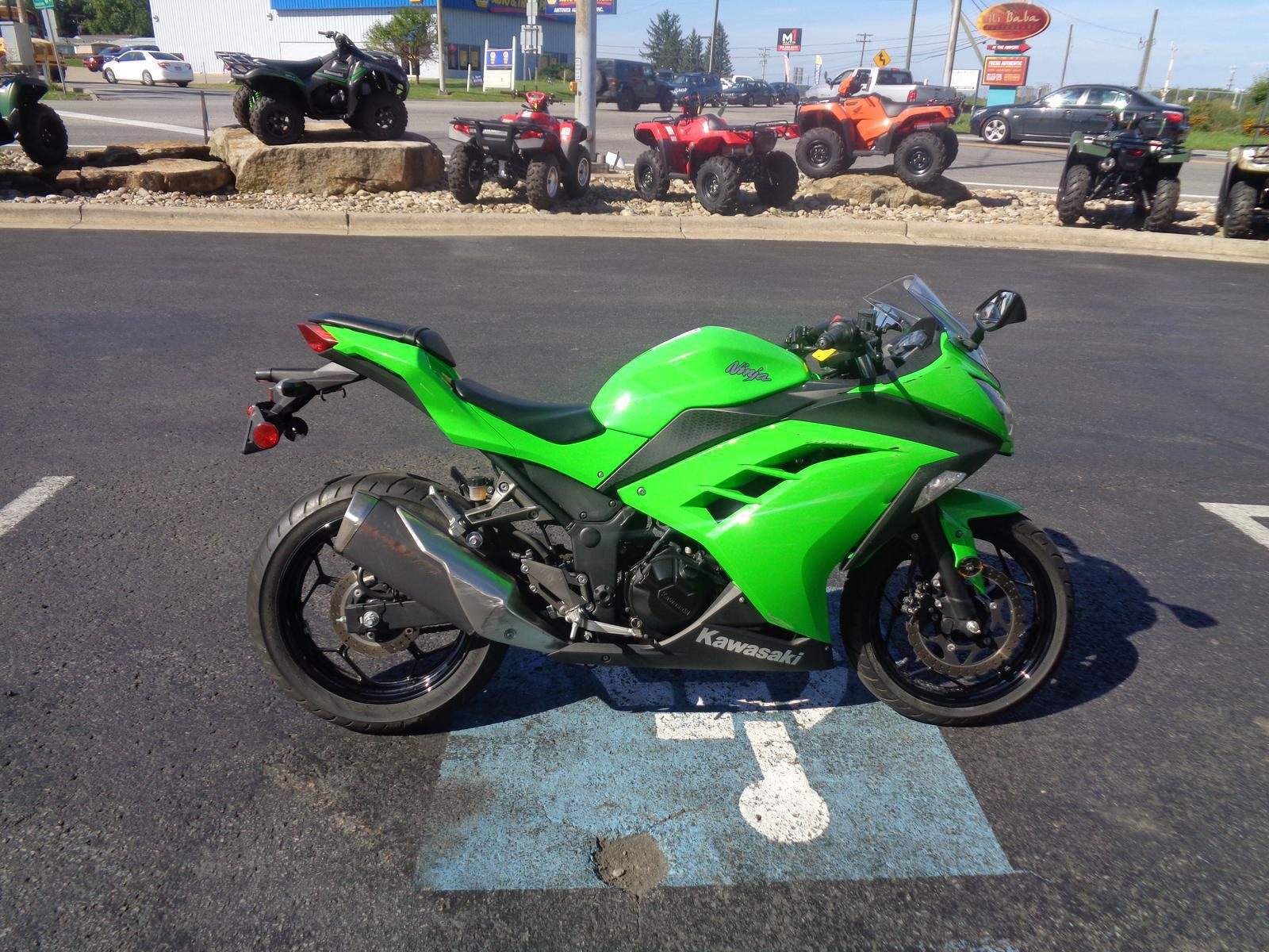 2015 Kawasaki Ninja 300 For Sale In Morgantown Wv Tarmac Full Exhaust System Carbon Fiber Dsc01895
