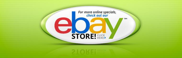 Visit Our eBay Store!