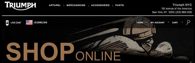 Shop Triumph New York Apparel and Accessories Online