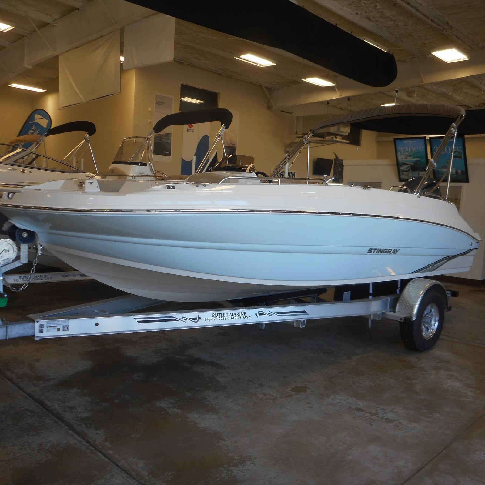 Inventory from Grady-White and Stingray Boats Charleston