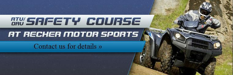 ATV/ORV Safety Course