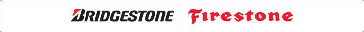 We proudly carry products from Bridgestone and Firestone.