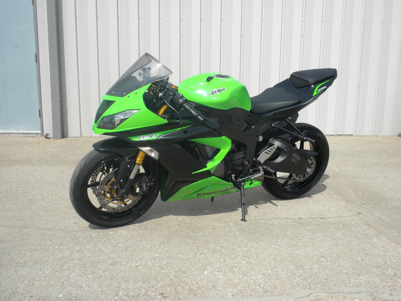 2013 Kawasaki Ninja Zx6r 636 For Sale In Sedalia Mo Dicks Cycle