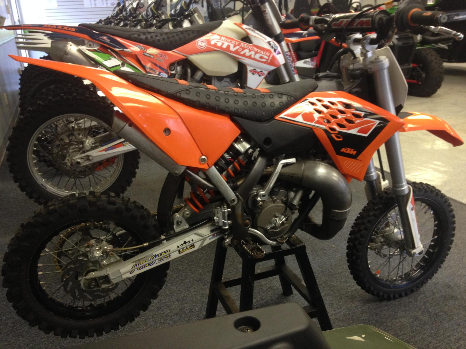 2015 ktm 65 sx for sale in richeyville, pa | schulz cycle & atv