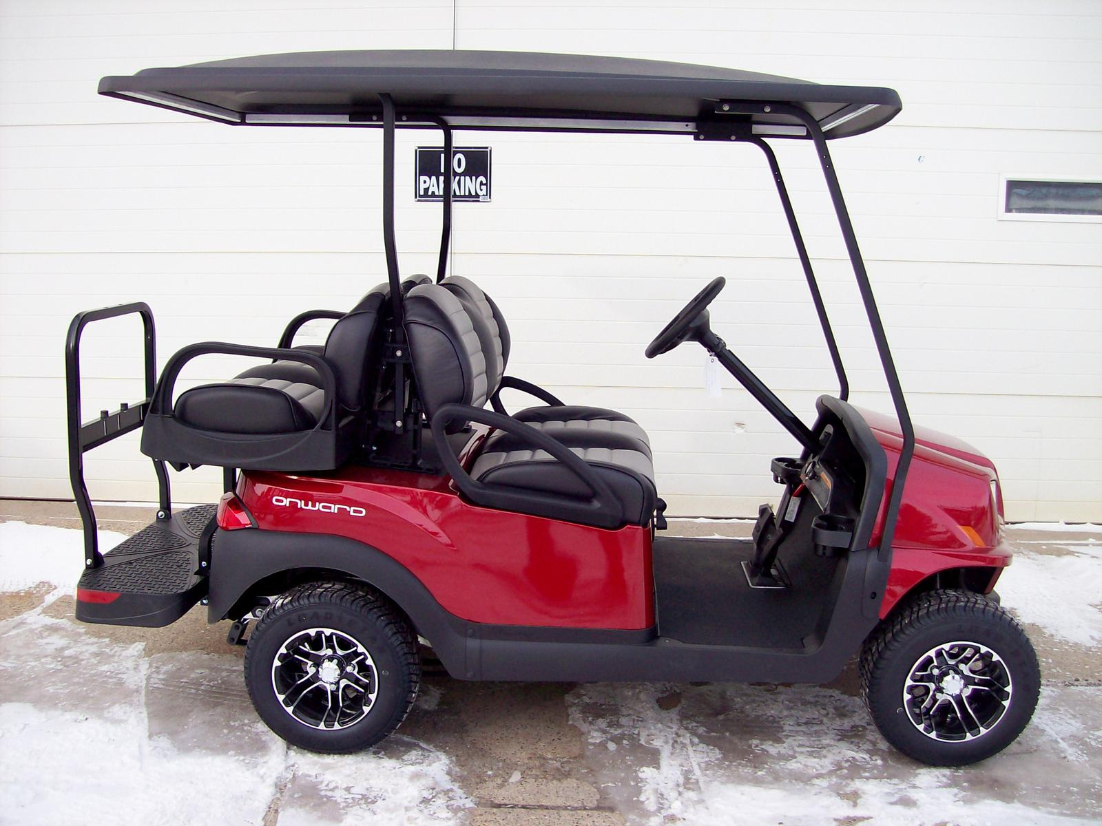 2019 Club Car Onward® 4 Passenger (Gas) for sale in Blooming