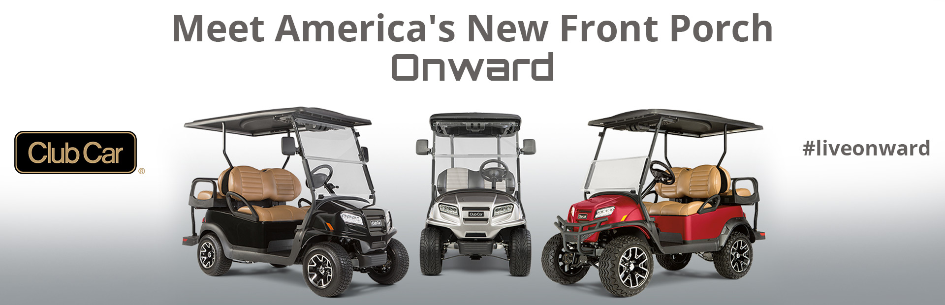 Meet America's New Front Porch: Club Car Onward