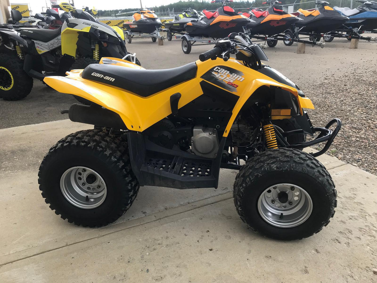 Inventory from Can-Am and Yamaha Pines Power Sports Marine