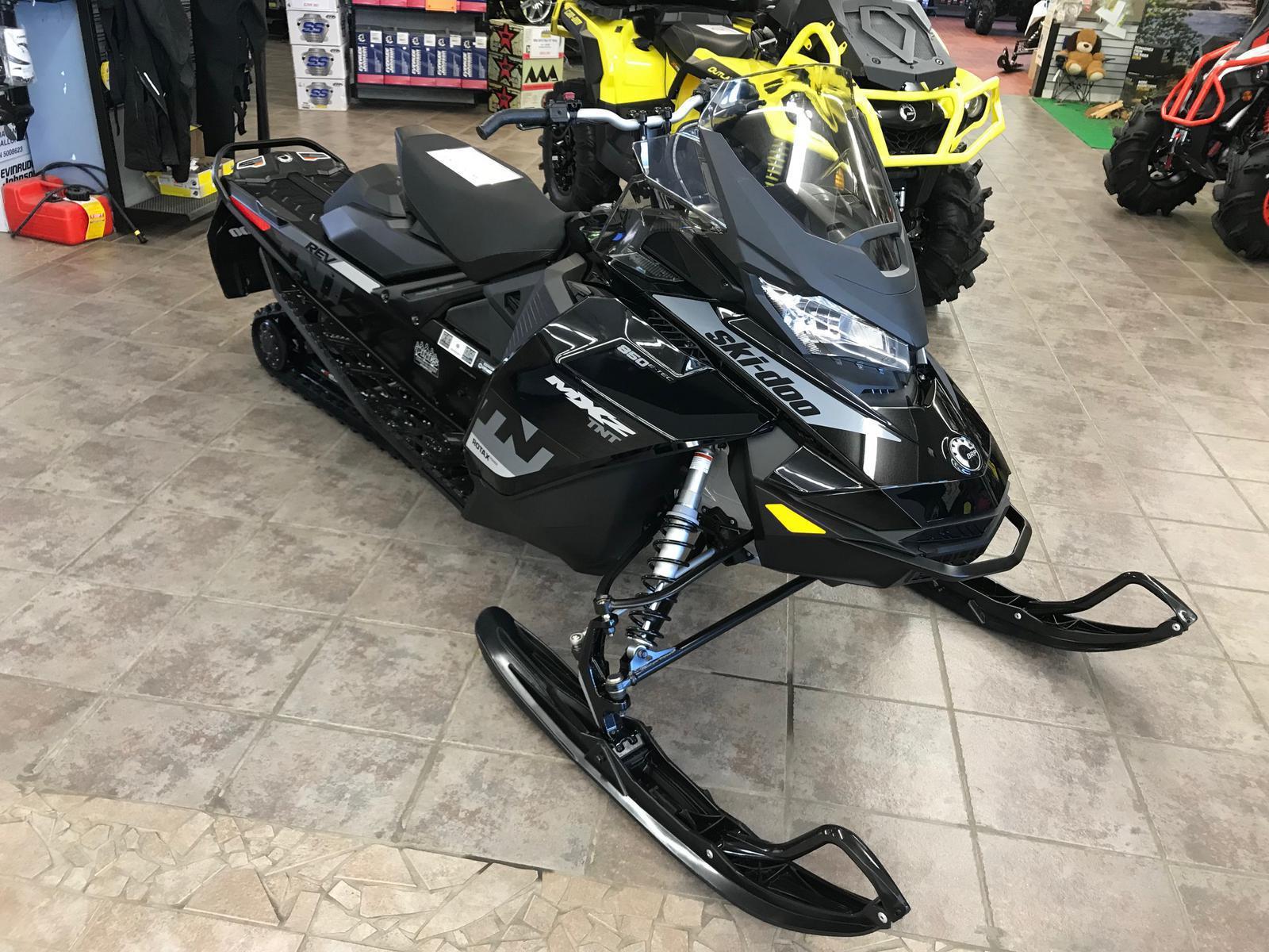 2019 Ski-Doo MXZ TNT 850 E-Tec E- Start