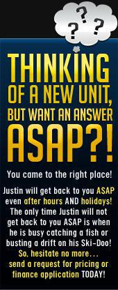 Thinking of a new unit, but want an answer ASAP?! You came to the right place!