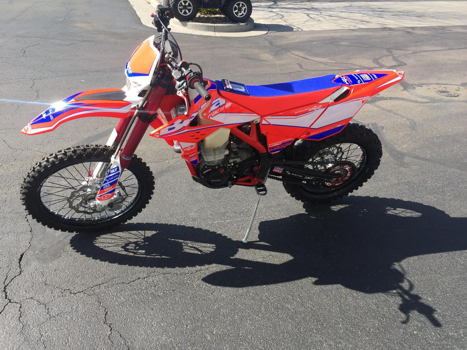 2017 Beta Motorcycles 480 Rr Race Edition For Sale In Loveland Co