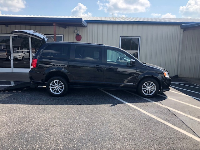 2016 Dodge Grand Caravan Freedom Manual Rear Entry Le Independence Mobility