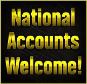 National Accounts Welcome!