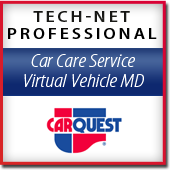 Click here for our TECH-NET PROFESSIONAL Car Care Service Virtual Vehicle MD page.
