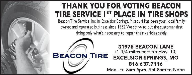 Voted #1 in Tire Service