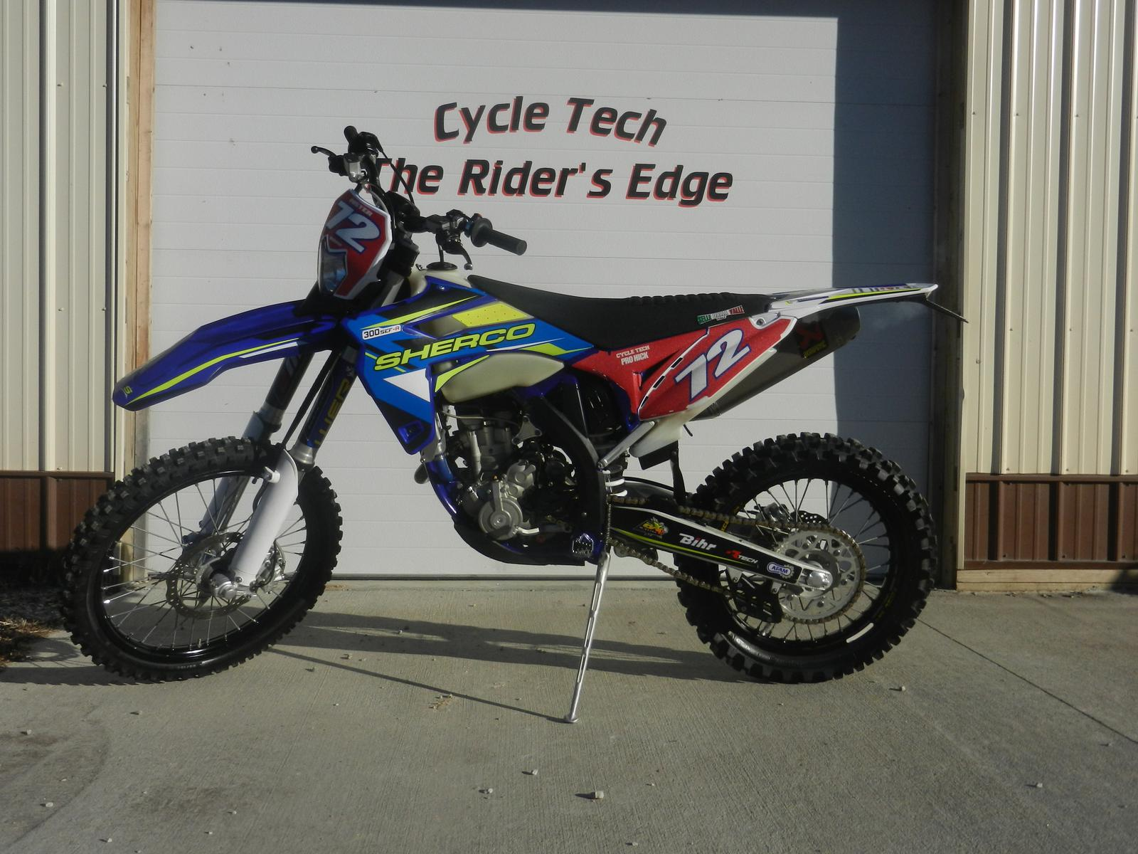 2016 Sherco Sef300R Factory Edition