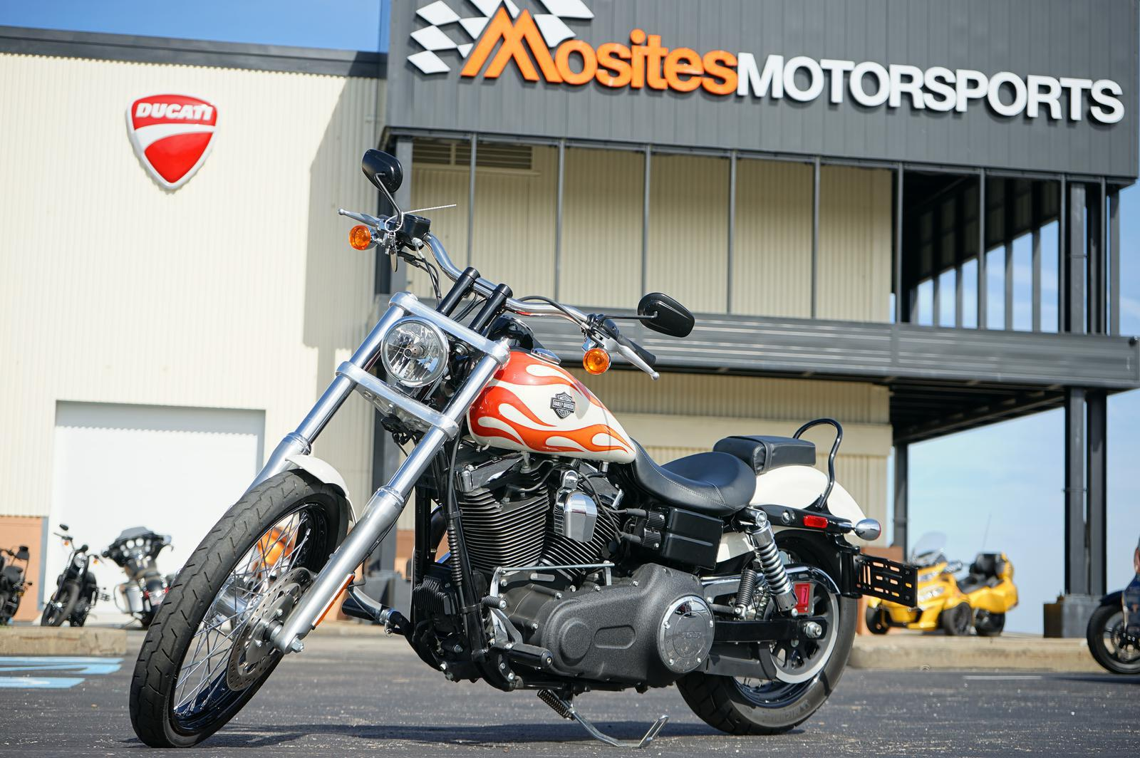 2014 Harley-Davidson® FXDWG103 - DYNA WIDE Glide for sale in North ...