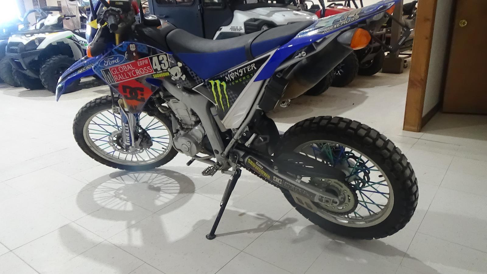 Power Commander Wr250r