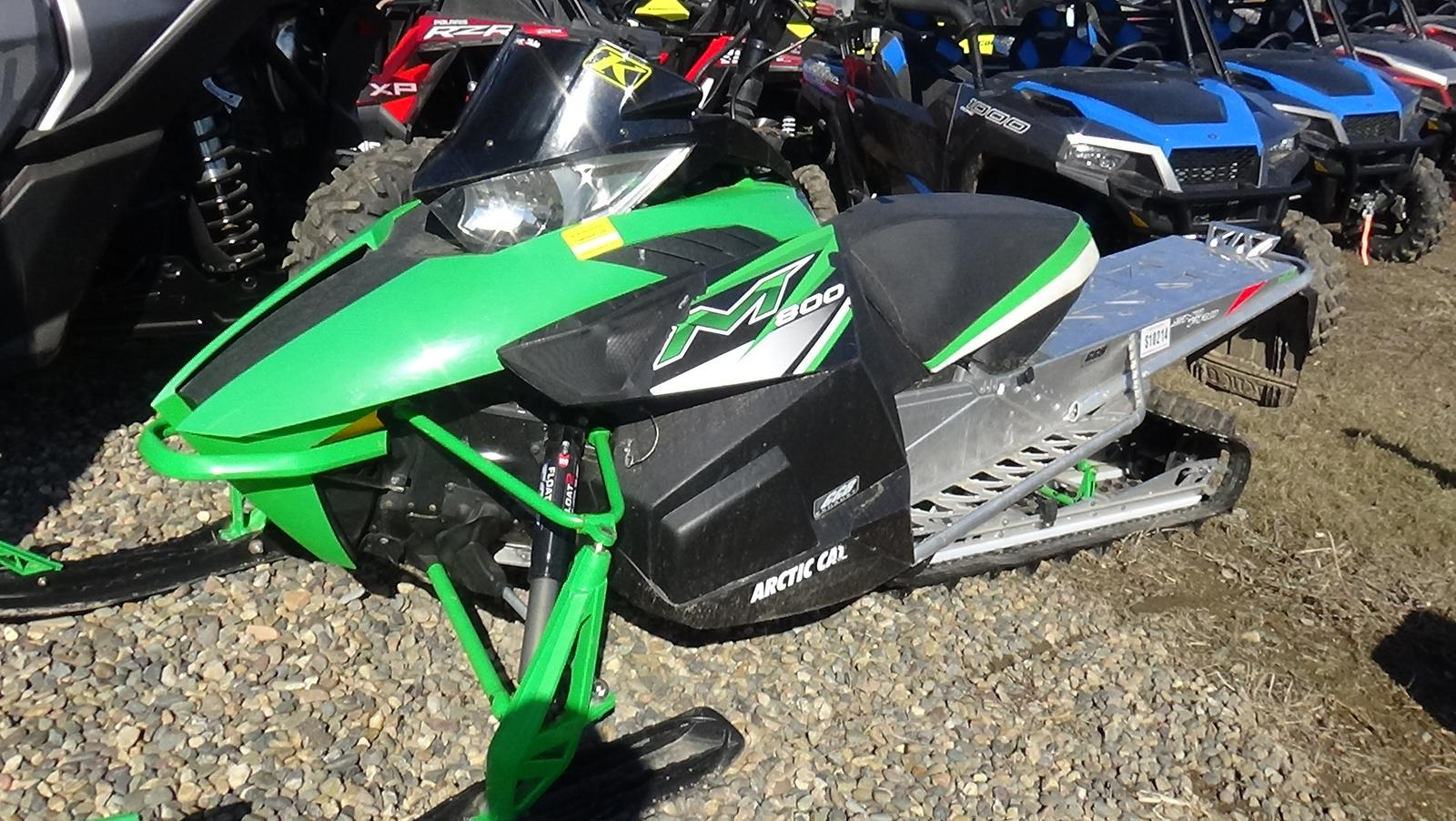 2012 arctic cat m 800
