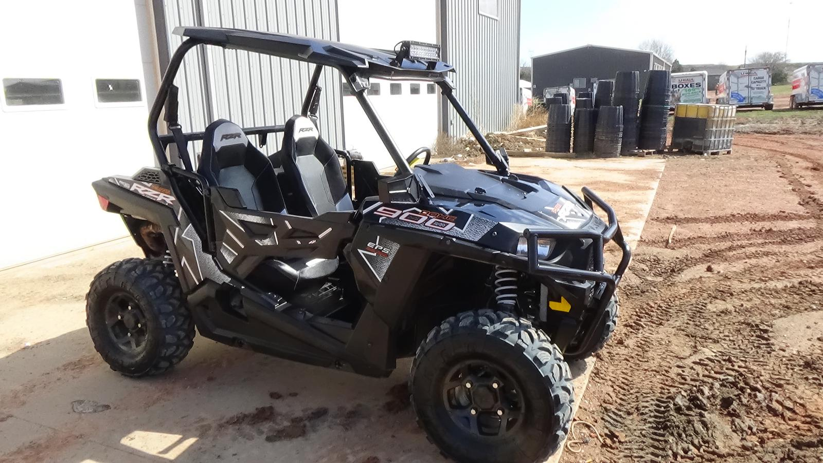 2017 polaris industries razr trail 900 eps