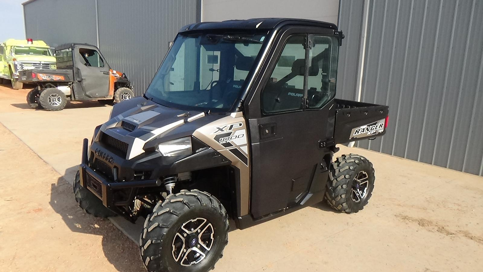 2017 polaris industries ranger xp� 1000 eps nara bronze