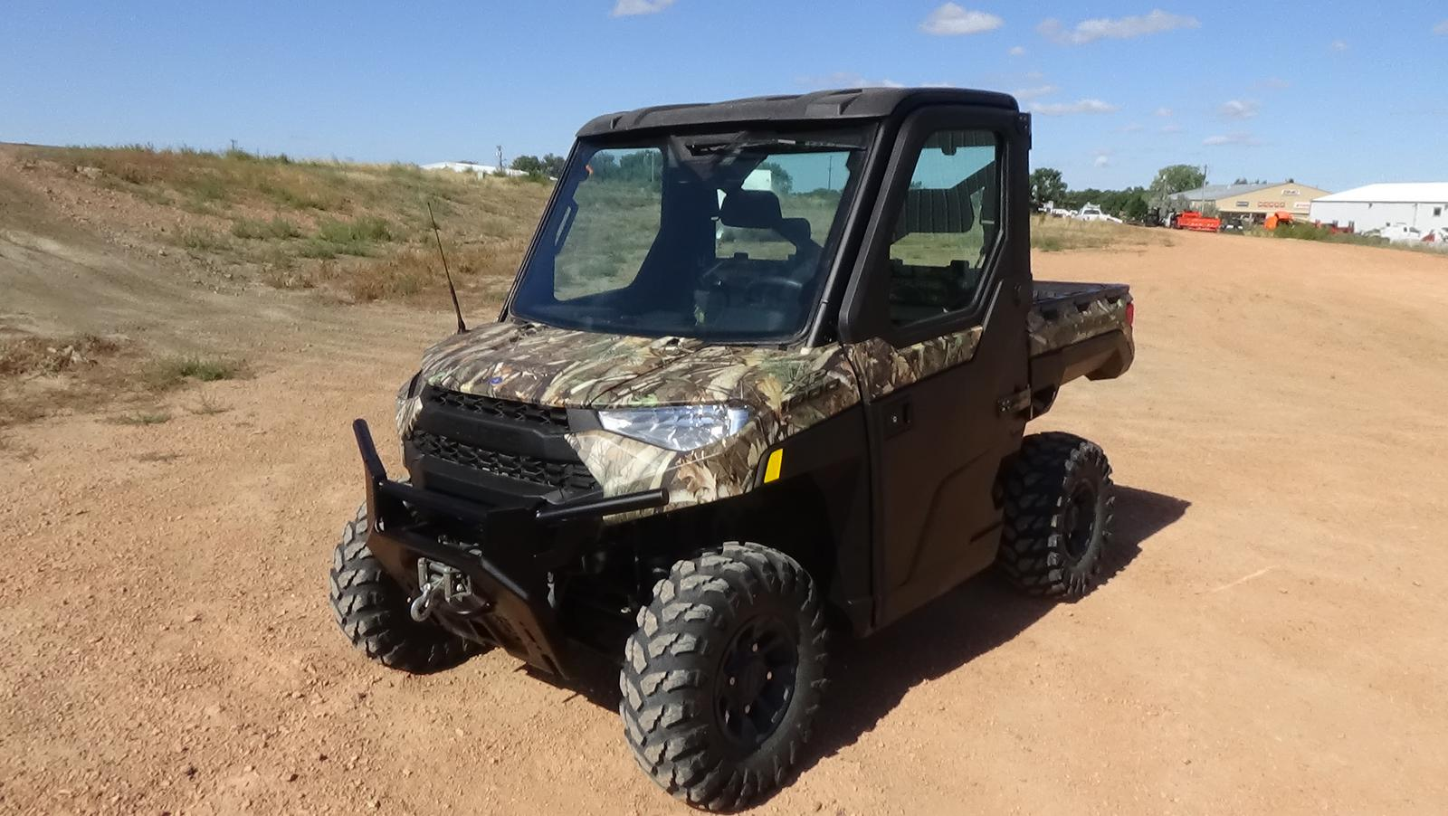 2019 polaris industries ranger xp 1000 eps ns- camo