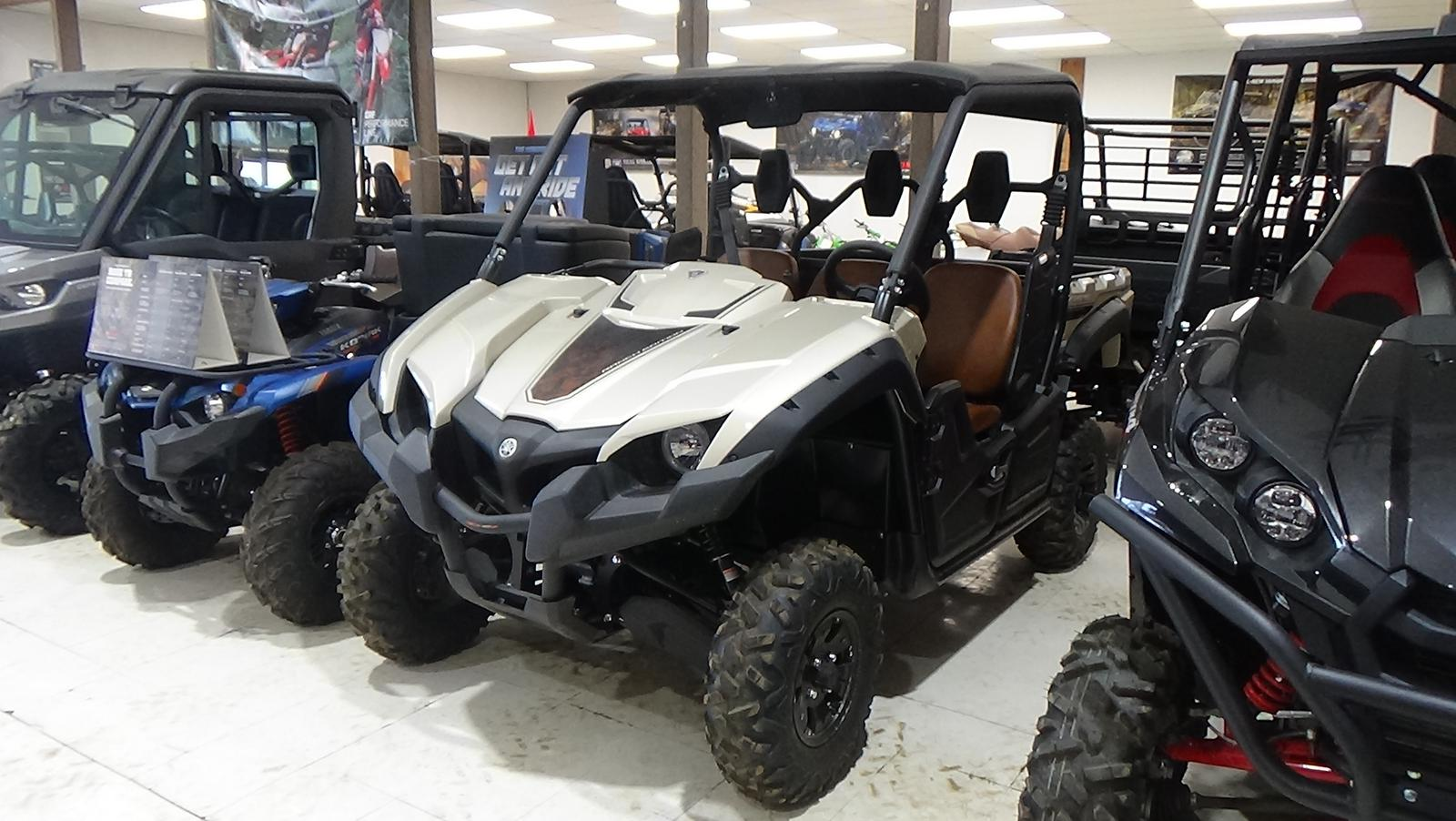 2019 yamaha viking eps ranch
