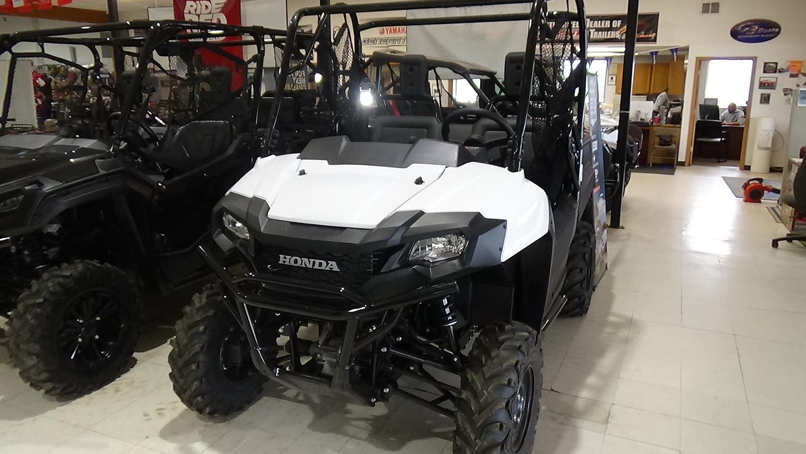 2020 honda pioneer 700