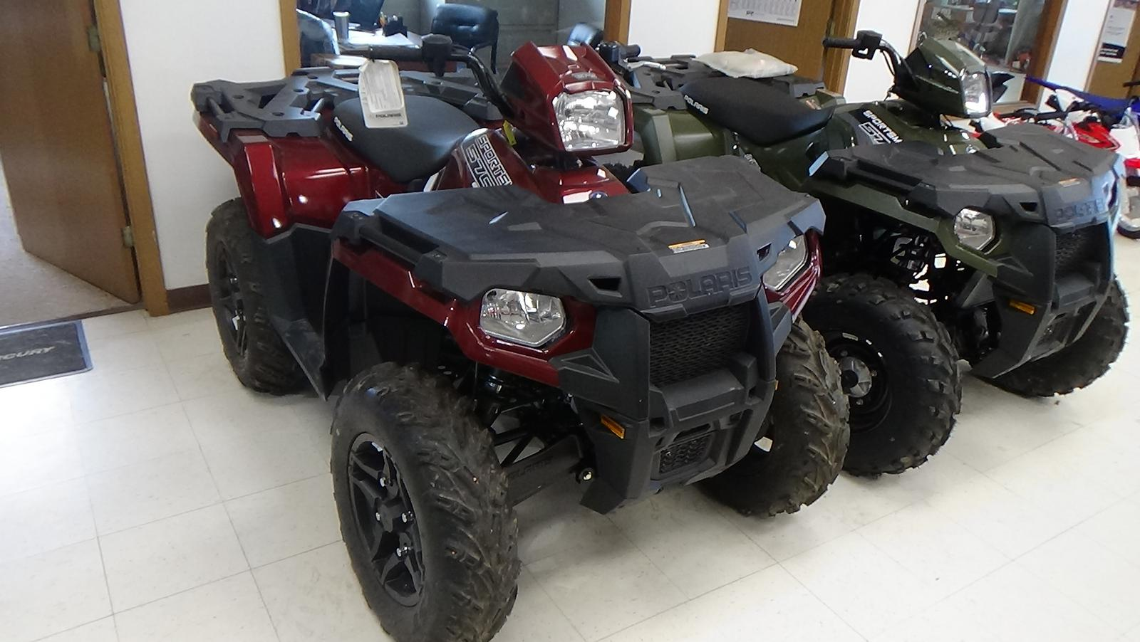 2019 polaris industries sportsman� 570 sp - crimson metallic
