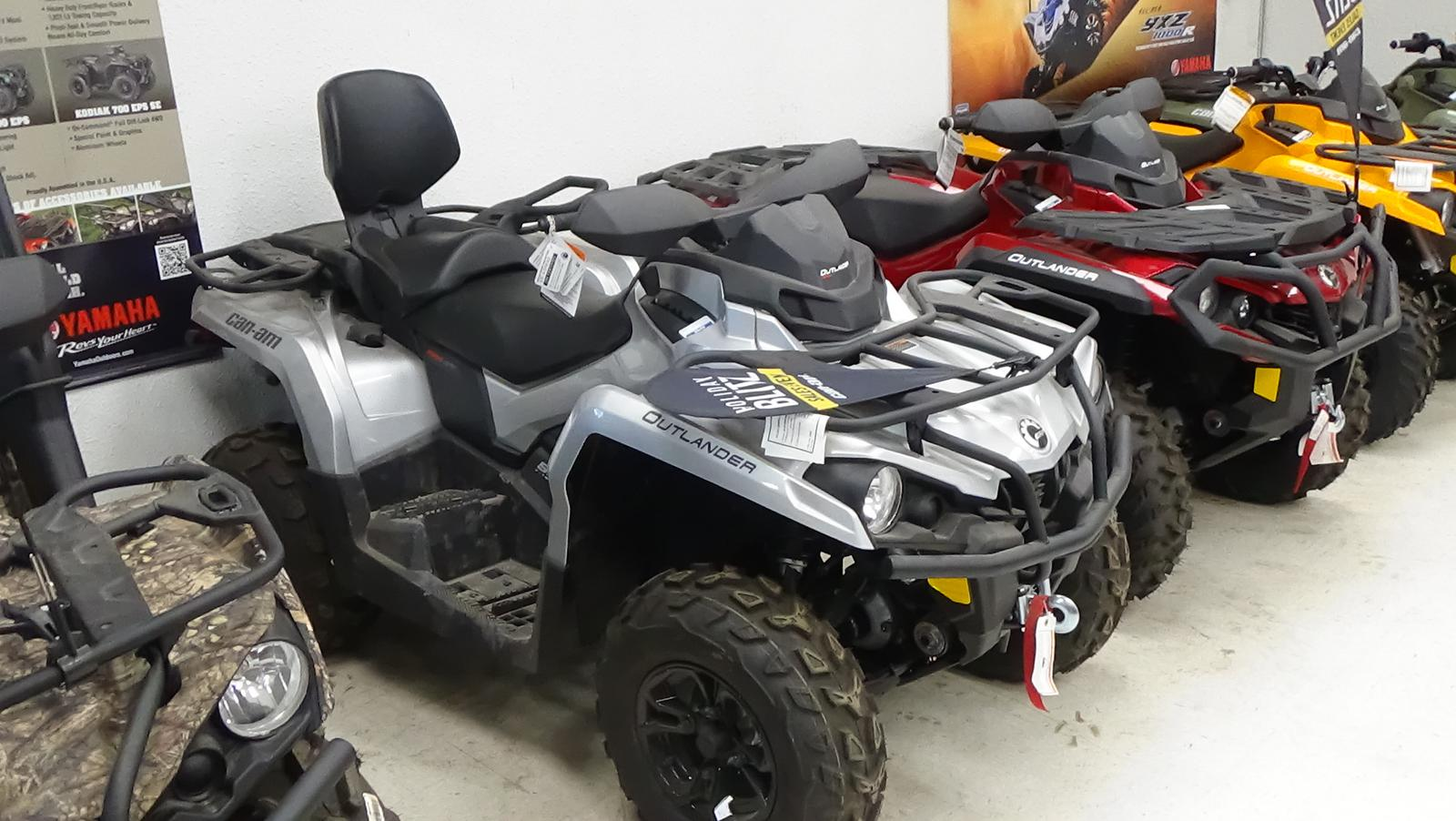 2019 can-am outlander� max xt 570