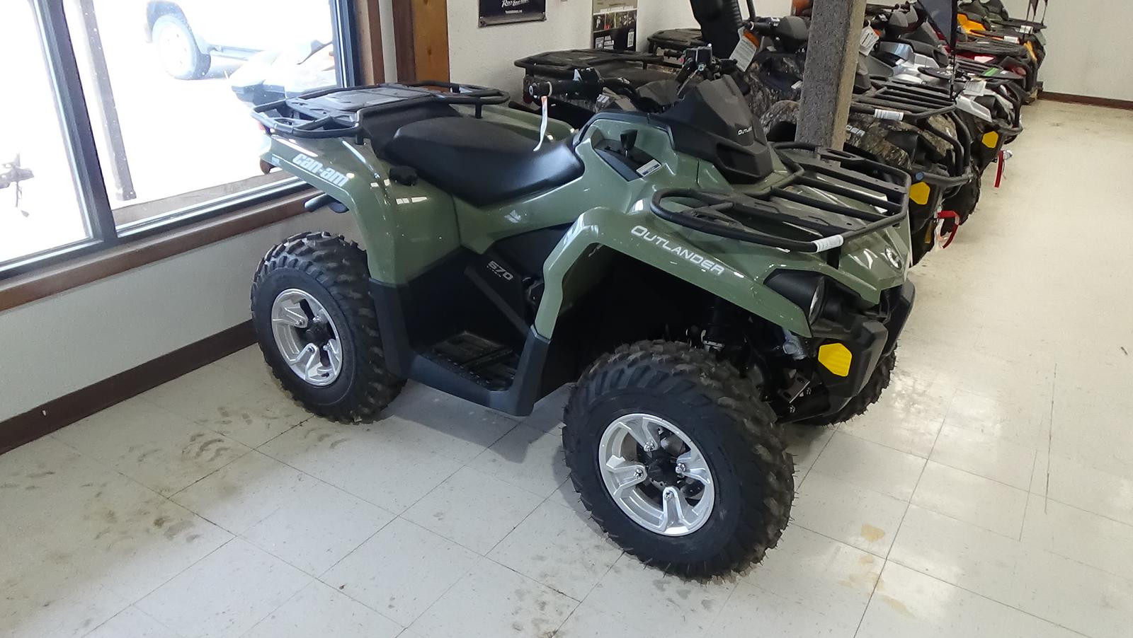2019 can-am outlander� dps� 570
