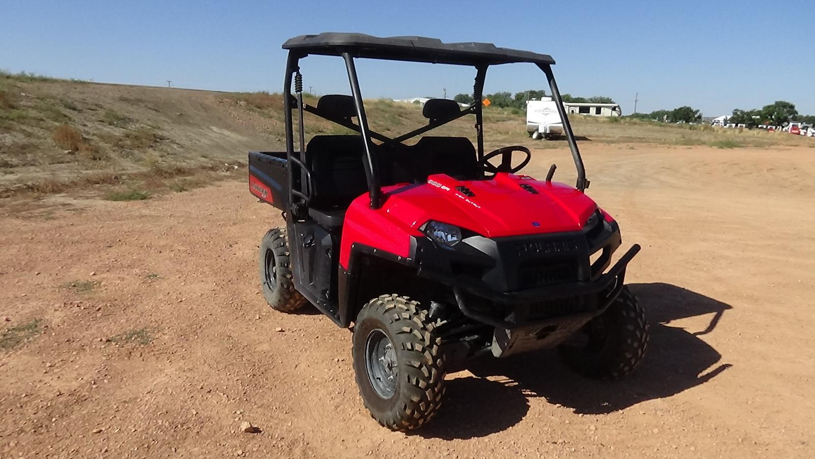 2011 polaris industries ranger crew� 800 eps