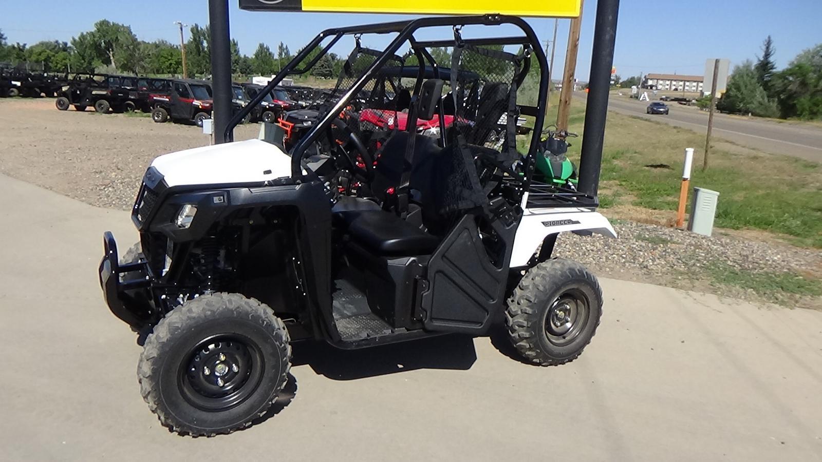 2020 honda pioneer 500