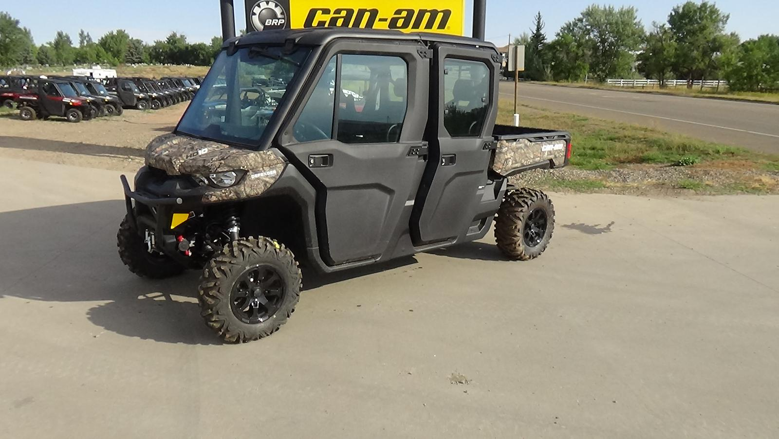 2019 can-am defender max xt� hd10 - break-up country camo�