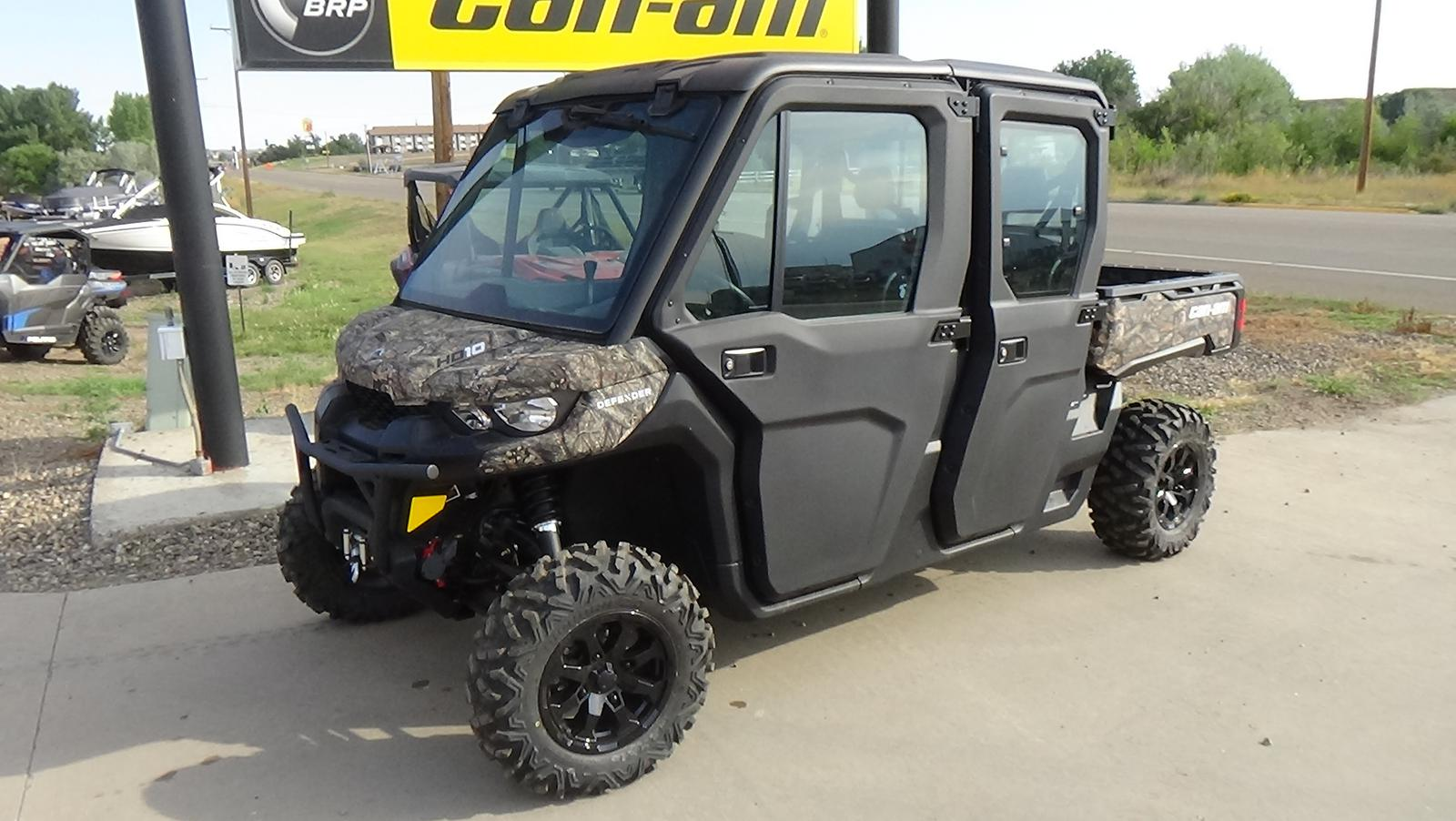 2019 can-am defender max xt� cab hd10 - break-up country camo�