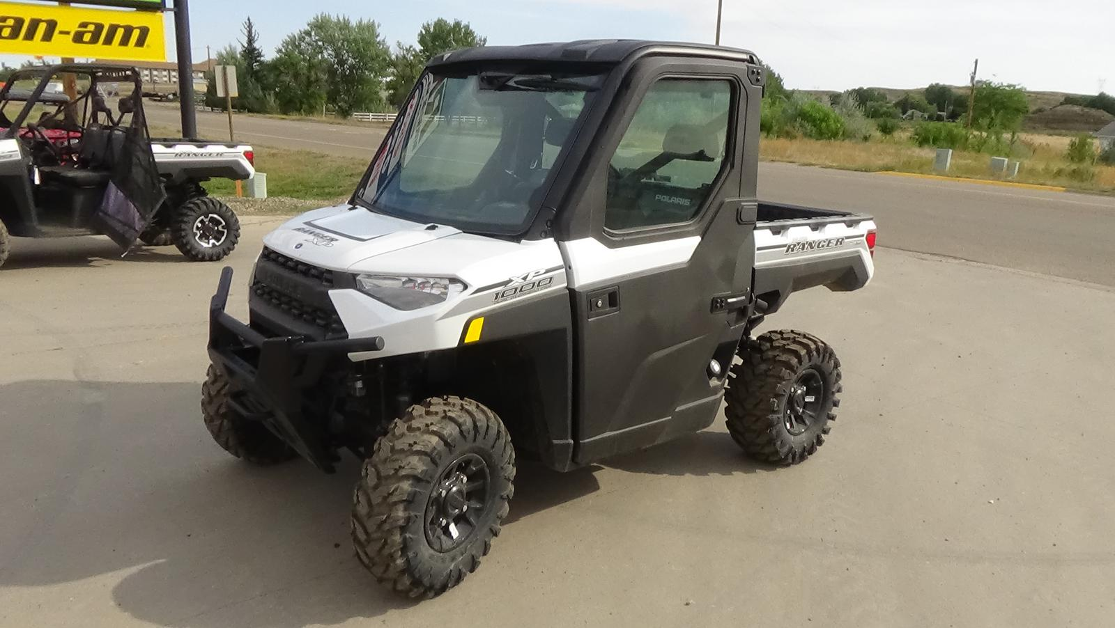 2019 polaris industries ranger xp� 1000 eps northstar edition - white