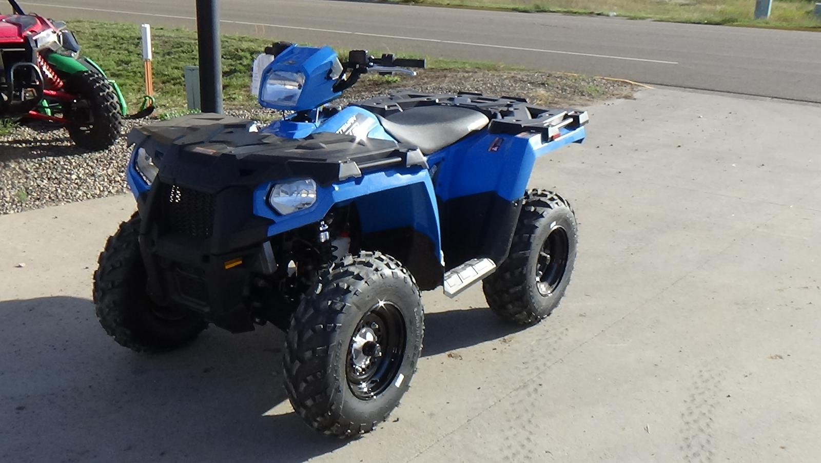 2019 polaris industries sportsman� 570 eps - velocity blue