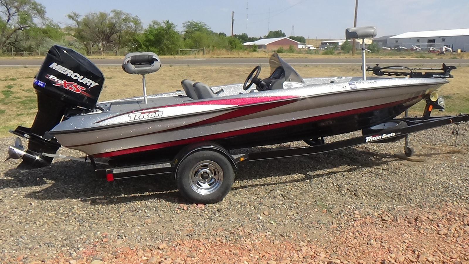2013 triton- $227/mo 18 pro series