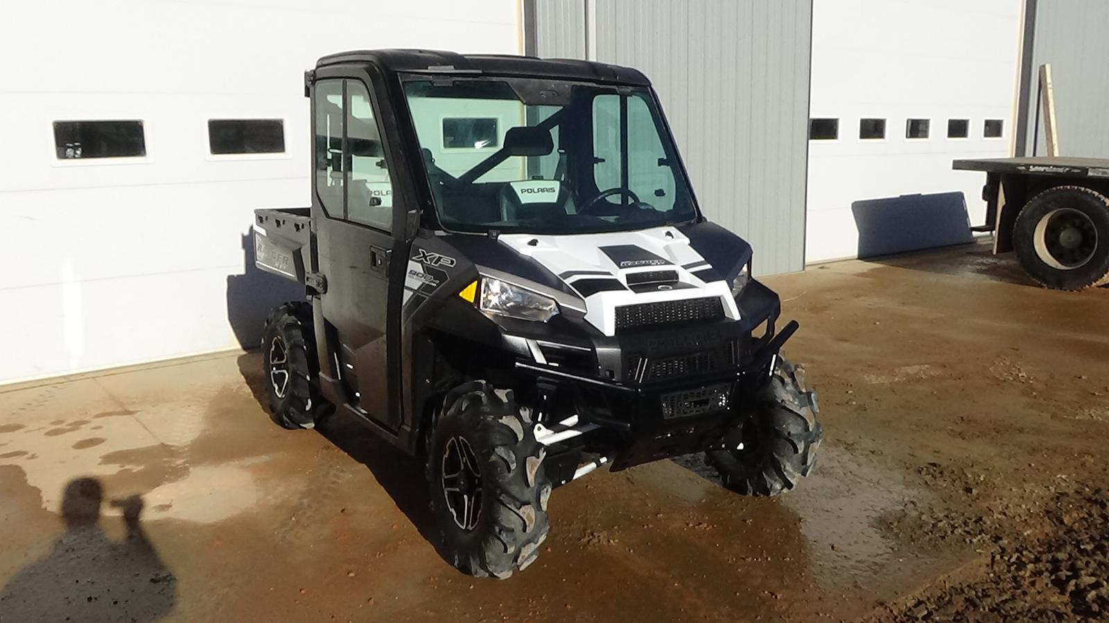 2016 polaris industries ranger xp 900 eps le