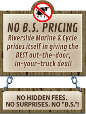 No B.S. Pricing