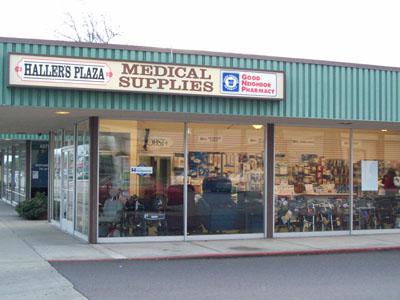 Haller's Medical Supply