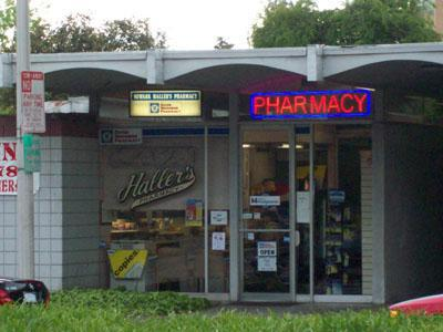 Newark Hallers Pharmacy
