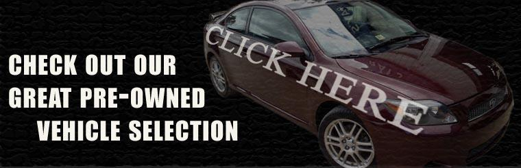 Quality Preowned vehicles for sale