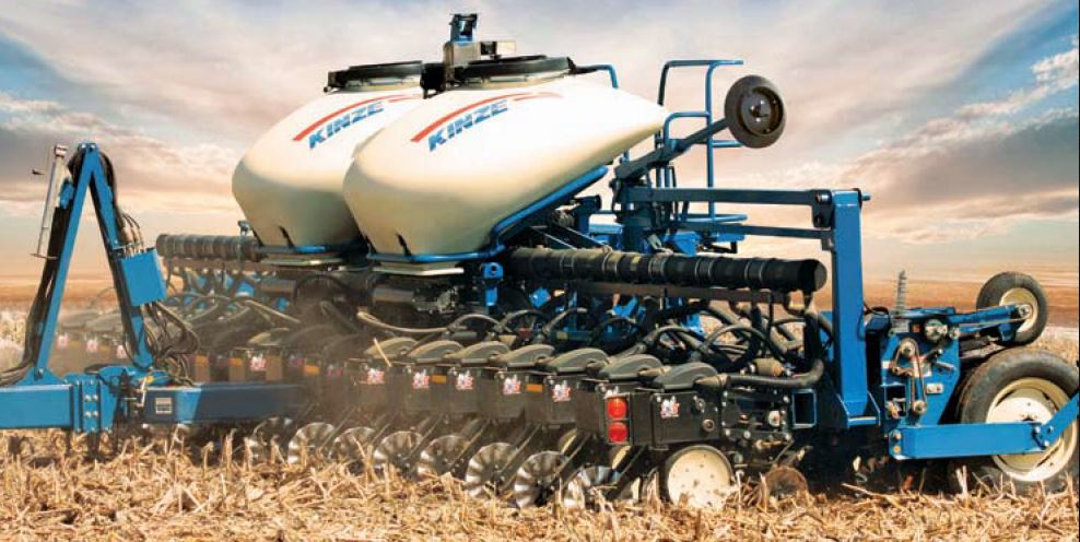 Kinze 2018 4900 Planter For Sale In Waterloo Ny Empire Tractor Inc