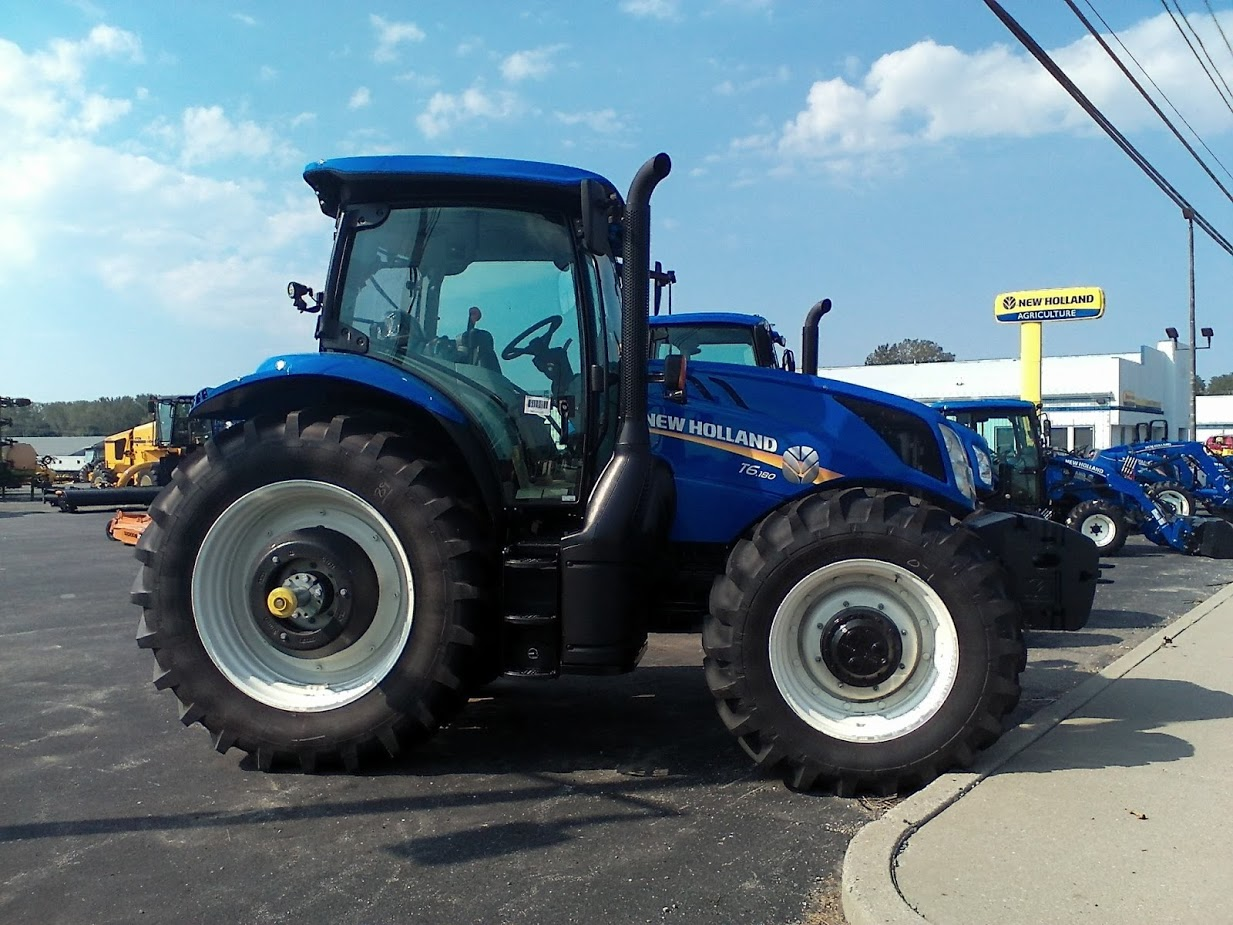 2017 New Holland Agriculture T6 Series – Tier 4B T6.180 for sale in  Batavia, NY | Empire Tractor, Inc. - Waterloo (800) 539-9339