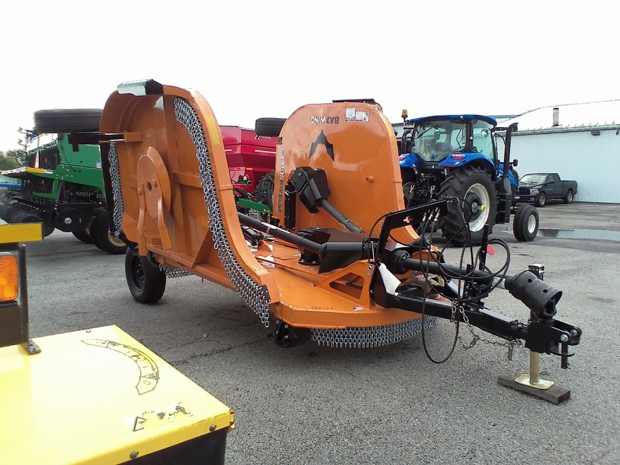2018 Woods BW 15.50 for sale in Batavia, NY   Empire Tractor, Inc. -  Waterloo (800) 539-9339