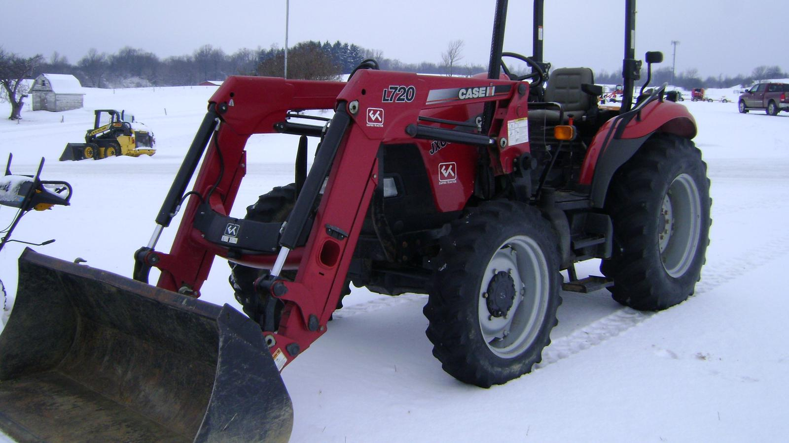 Z62600 Case IH JX60 Tractor (1) (1) case ih jx60 for sale in cazenovia, ny empire tractor, inc