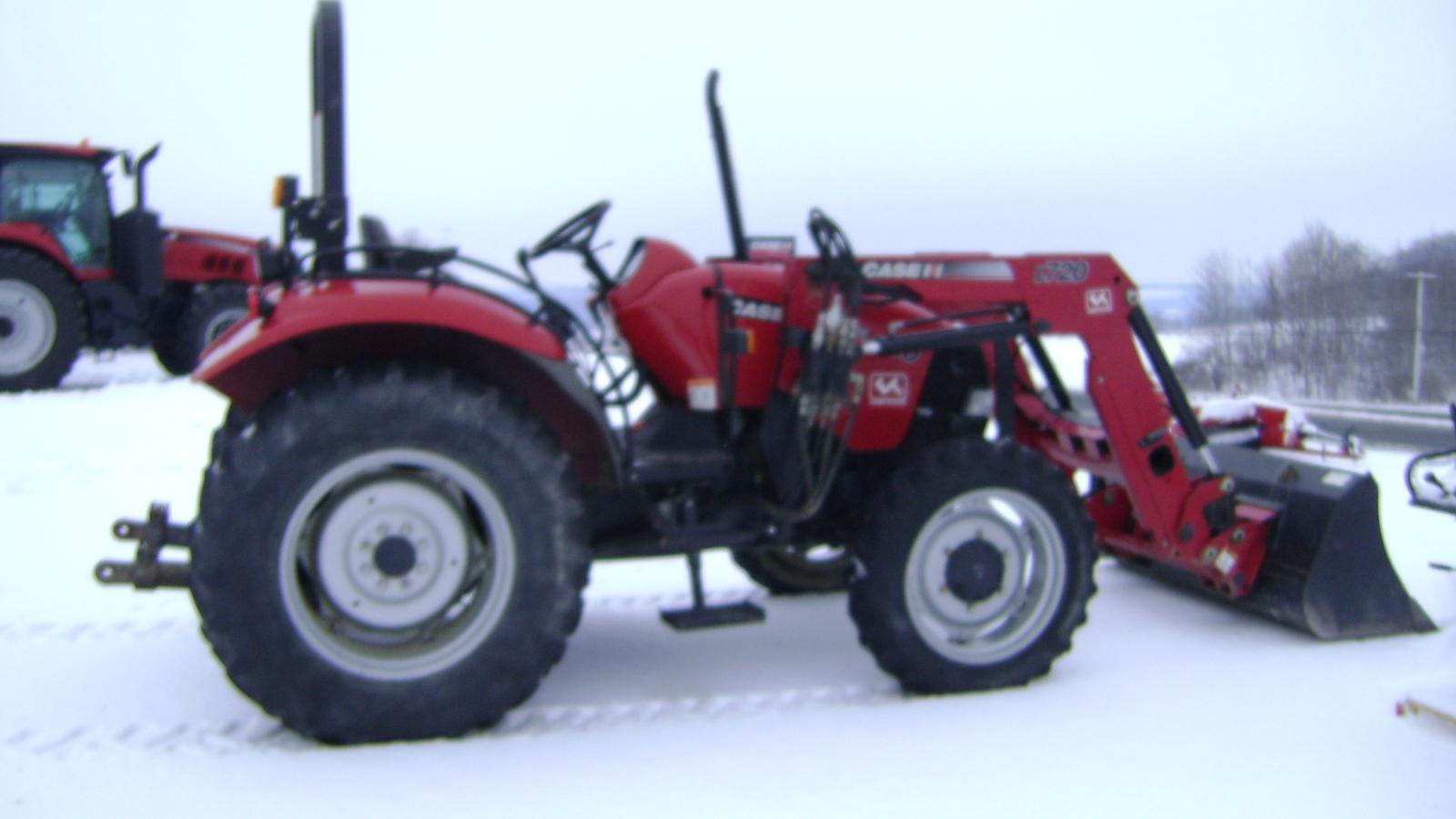 Z62600 Case IH JX60 Tractor (4) (1) case ih jx60 for sale in cazenovia, ny empire tractor, inc
